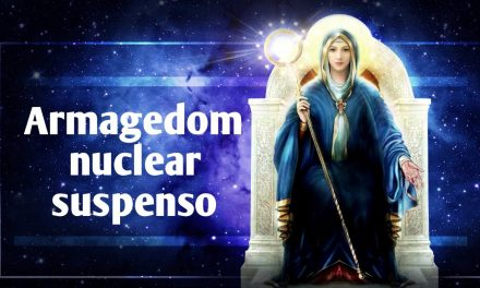 Armagedom nuclear suspenso